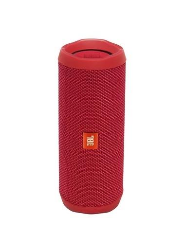 JBL Flip 4 Kırmızı Su Geçirmez Taşınabilir Bluetooth Hoparlör Kırmızı